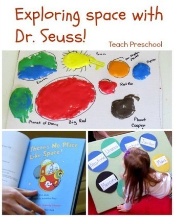 Exploring space with Dr. Seuss | Dyslexia and Early Literacy Success for All Students | Scoop.it
