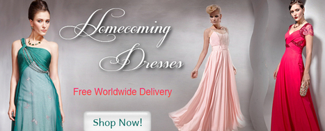 Buy Any Type Of Dresses For Special Occasions And Events | fashion | Scoop.it