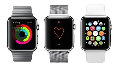 Topol: Apple Watch helps colleague's patient self-diagnose | mHealth- Advances, Knowledge and Patient Engagement | Scoop.it