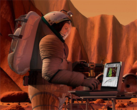 Blogging From Mars? Log On to the Interplanetary Internet : Discovery News | Good news from the Stars | Scoop.it