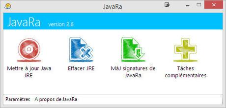 JavaRa - tenez à jour Java sur votre machine   Chroniques libelluliennes   Scoop.it