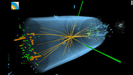 'God particle' theorists receive Nobel Prize in physics | Chemistry Project | Scoop.it