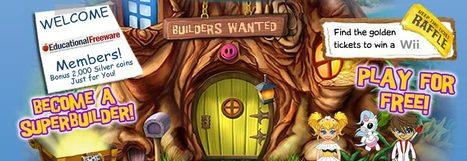 SecretBuilders | Digital Delights - Avatars, Virtual Worlds, Gamification | Scoop.it