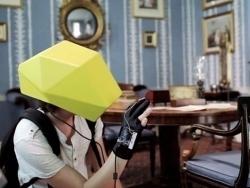 Hyper(reality): Casco para realidad aumentada con Kinect | Realidad aumentada | Scoop.it
