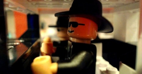 Lego 'Blues Brothers' Reenacts Classic Action Sequence | Photography | Scoop.it