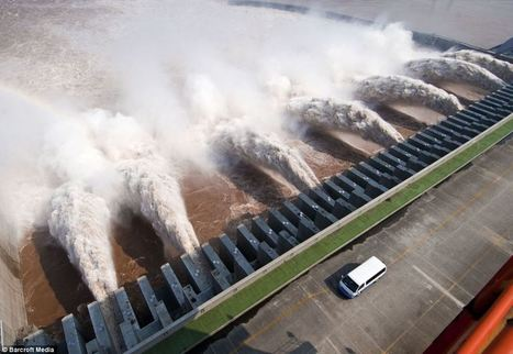 Three Gorges Dam Fully Operational | La Geografía de hoy | Scoop.it