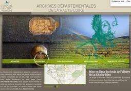 GénéInfos: La Haute-Loire ouvre son site d'archives en ligne | GenealoNet | Scoop.it