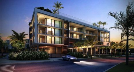 New 'Servant Friendly' Tropic Mod Condo Building '101' Comes To Key Biscayne - Curbed Hamptons   Babylone Condos   Scoop.it