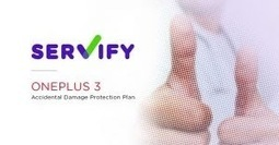OnePlus Collaborates with Servify to Offer Accidental Protection Plan | News, Technology, Products Info, Events and More | Technology and Entertainment News | Scoop.it
