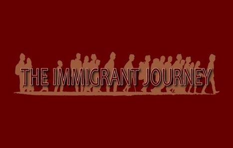 The Immigrant Journey, Issue 1 | Immigration Grassroots Curation | Scoop.it