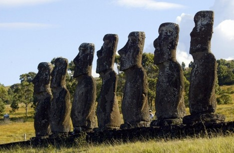 What Easter Island's colossal stone statues teach about the dangers of modern school reform | The Washington Post | Kiosque du monde : Océanie | Scoop.it