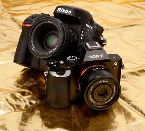 Nikon D800E vs Sony A7R | What Digital Camera | Homework | Scoop.it