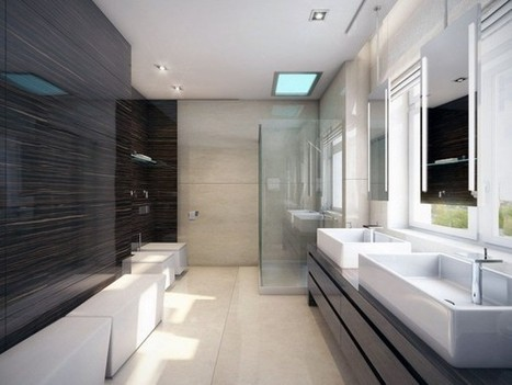 Looking for Inspirations of Bathroom Design? Read This! | Home Design | Scoop.it