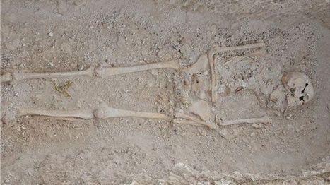 Engelse archeologen leggen laat-Romeinse skeletten bloot | De Klassieke Oudheid | Scoop.it