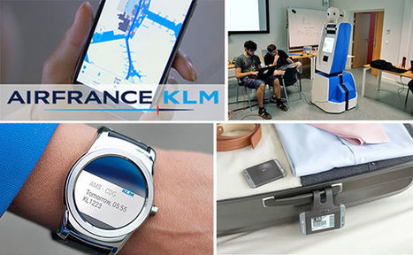 Air-France KLM to host Innovation Symposium at FTE Europe | RFID & NFC FOR AIRLINES (AIR FRANCE-KLM) | Scoop.it