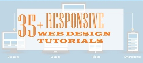 35+ Best Responsive Web Design Tutorials & Techniques #responsivedesign | Web design | Scoop.it