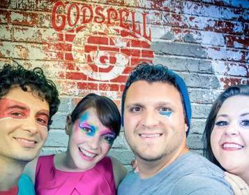 'Godspell' Stages Jesus Christ's Parables at AD Players - News 92 FM | Catholic Faith | Scoop.it