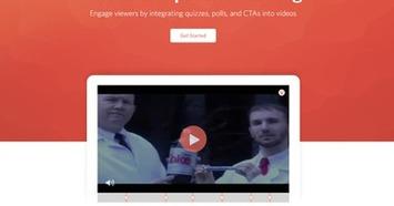 Edu-Curator: 'Vizia': gratis webtool om interactieve 'video'-quizzen te maken | Edu-Curator | Scoop.it
