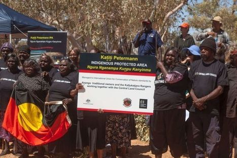Katiti Petermann Indigenous Protected Area declared in NT to 'keep things strong' for future generations - ABC News (Australian Broadcasting Corporation) | Lorraine's Environmental Change &  Management | Scoop.it