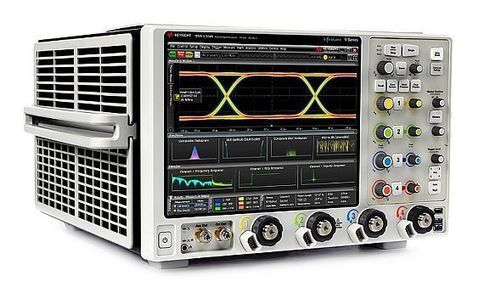 Oscilloscopes to help circuit designers progress from prototypes to production introduced by Keysight