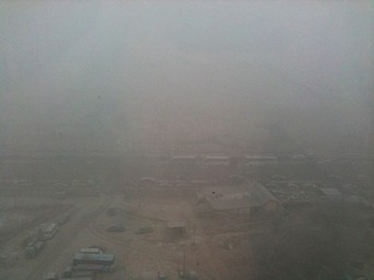 China's smog is 'Nuclear Winter' bad | Global Politics - Yemen | Scoop.it
