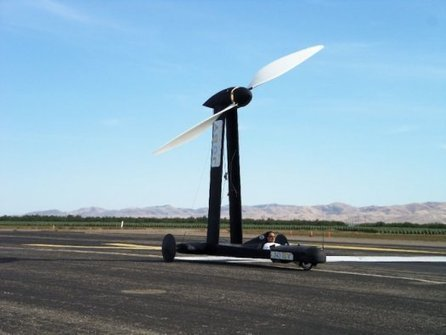 Wind-Powered Car Travels At Twice the Speed of the Wind | FutureChronicles | Scoop.it