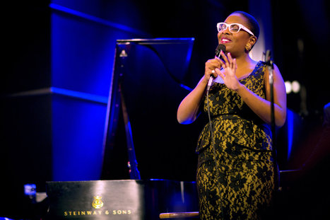 Cécile McLorin Salvant, Jazz Vocalist, Tweaks Expectations | Jazz Vibes | Scoop.it