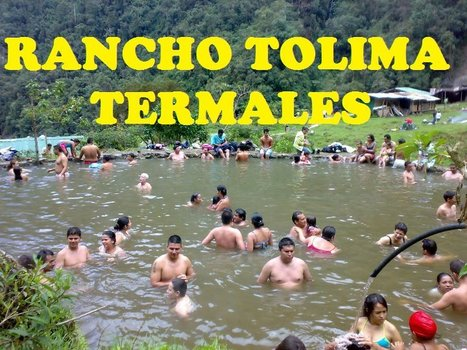 El Rancho y sus termales | turistolima | Scoop.it
