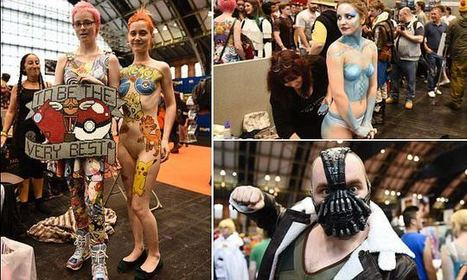 Pokemon fans wear wacky outfits as ComicCon hits Manchester | A Fresh Look at the Latest UK Marketing News | Scoop.it