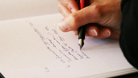 The Best Way To Remember Something? Take Notes By Hand   Creative Thinking   Scoop.it