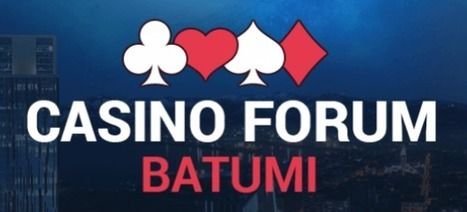 Build up Your Casinos at Batumi Casino Forum 2016 | Casino Bonus Tips | Scoop.it