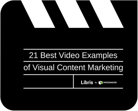 The 21 Best Video Examples of Visual Content Marketing | Design Revolution | Scoop.it