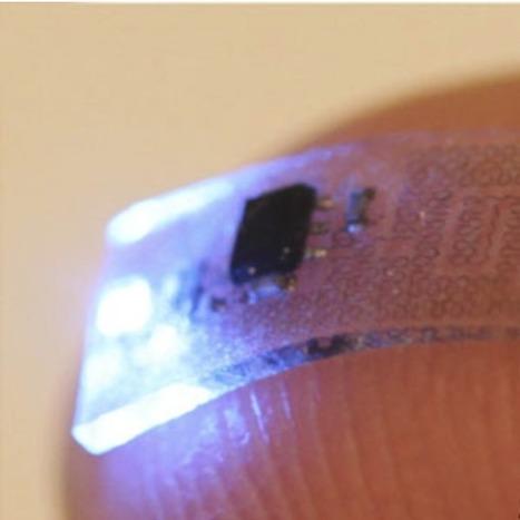 Les LEDs bloqueront bientôt la douleur   E-santé, Technologies & Health data   Scoop.it