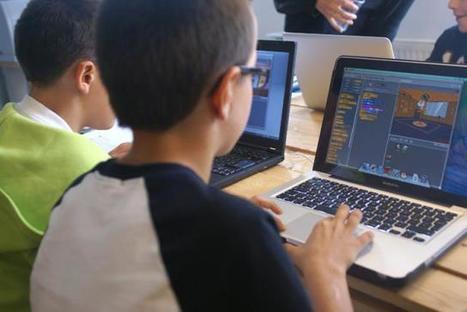 «L'ordinateur est un incroyable outil de créativité» | Coding | Creativity | ICT | Luxembourg | Luxembourg (Europe) | Scoop.it