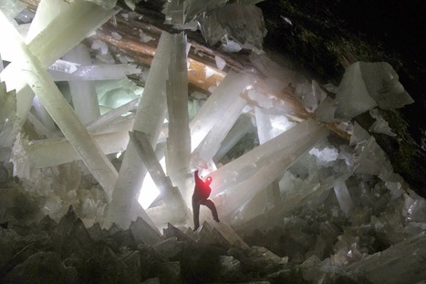 L'art de cristalliser - Strange Stuff And Funky Things | C@fé des Sciences | Scoop.it