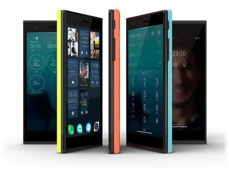Jolla smartphones will use HERE maps and  Yandex.Store's Android apps  [1046] | Mobile phones news #ReviewStudio.net | Technology | Scoop.it