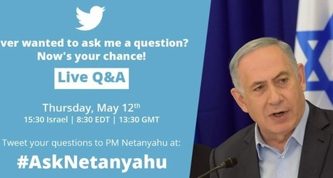 Israel invites Twitter users to #AskNetanyahu, and immediately regrets it (TWEETS) - The Canary | Minions of Belial | Scoop.it