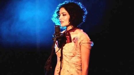 ▶ Geni e o Zepelim- Chico Buarque De Holanda na voz de Letícia Sabatella - YouTube | Can't Stop | Scoop.it