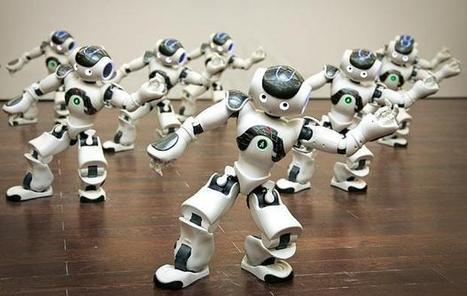 Make way for the age of the robot - Telegraph.co.uk | Digital-News on Scoop.it today | Scoop.it