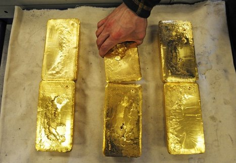Police: Mint worker smuggled $180K worth of gold in his behind | Strange days indeed... | Scoop.it
