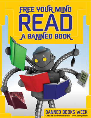 Virtual Read-Out for Banned Books Week | innovative libraries | Scoop.it