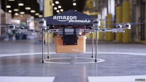 US approves Amazon drone trial | Supply Chain, Logistics & Freight Transport Analysis by Chris Saynor | Scoop.it