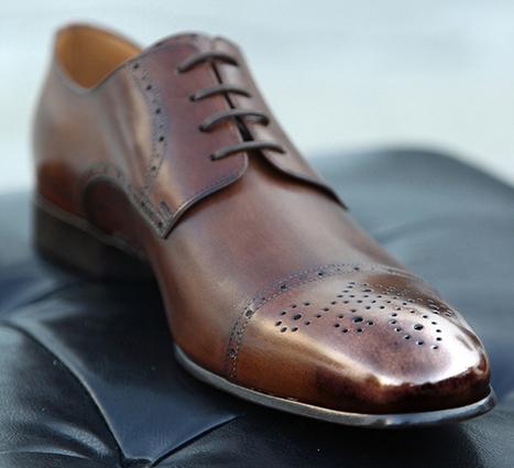 Torcello : Vos chaussures personnalisées   Torcello - Costume sur mesure   Scoop.it