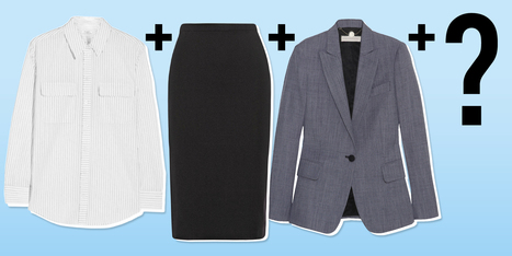 Subtle Ways to Add Style to an Interview Outfit | fashion forward | Scoop.it