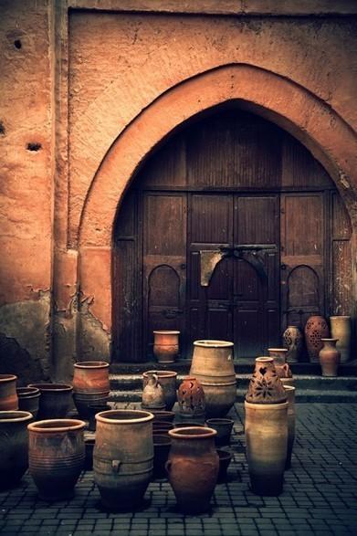 Lovely color photo portfolio on Marrakech & Essaouira | Arts & luxury in Marrakech | Scoop.it