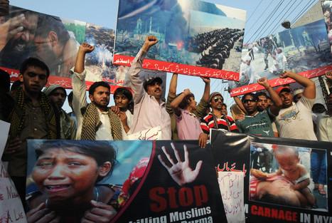 Massacre Of Muslims In Myanmar Ignored - Huffington Post   Responsible Investment in Myanmar   Scoop.it