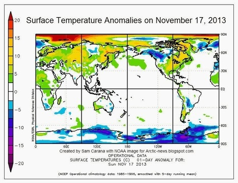 Arctic News: Arctic Methane Impact | Nature | Scoop.it