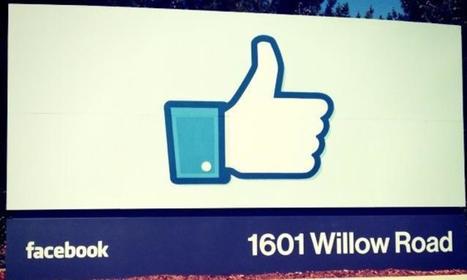 Facebook in borsa, ecco perché ora le azioni tornano a salire | WEBOLUTION! | Scoop.it