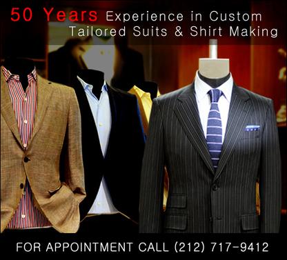 Alexis Custom Tailors | Fashion | Scoop.it