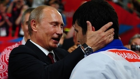 Russia's Ridiculous Proposed Anti-Gay Bill Could Be Troublesome For Athletes ... - SportsGrid | blackmenlife | Scoop.it